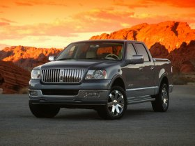 Ver foto 4 de Lincoln Mark LT 2005