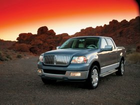 Ver foto 21 de Lincoln Mark LT 2005