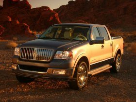 Ver foto 18 de Lincoln Mark LT 2005