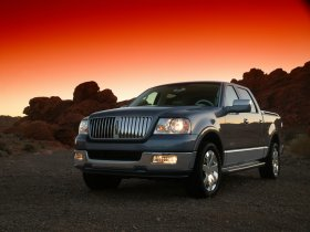 Ver foto 17 de Lincoln Mark LT 2005