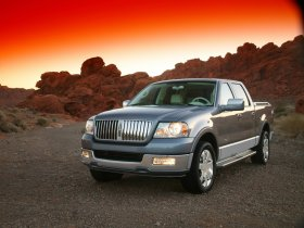 Ver foto 16 de Lincoln Mark LT 2005