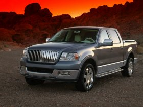 Ver foto 14 de Lincoln Mark LT 2005