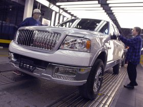 Ver foto 3 de Lincoln Mark LT 2005
