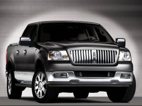 Ver foto 1 de Lincoln Mark LT 2005