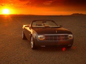Ver foto 1 de Lincoln Mark-X Concept 2004