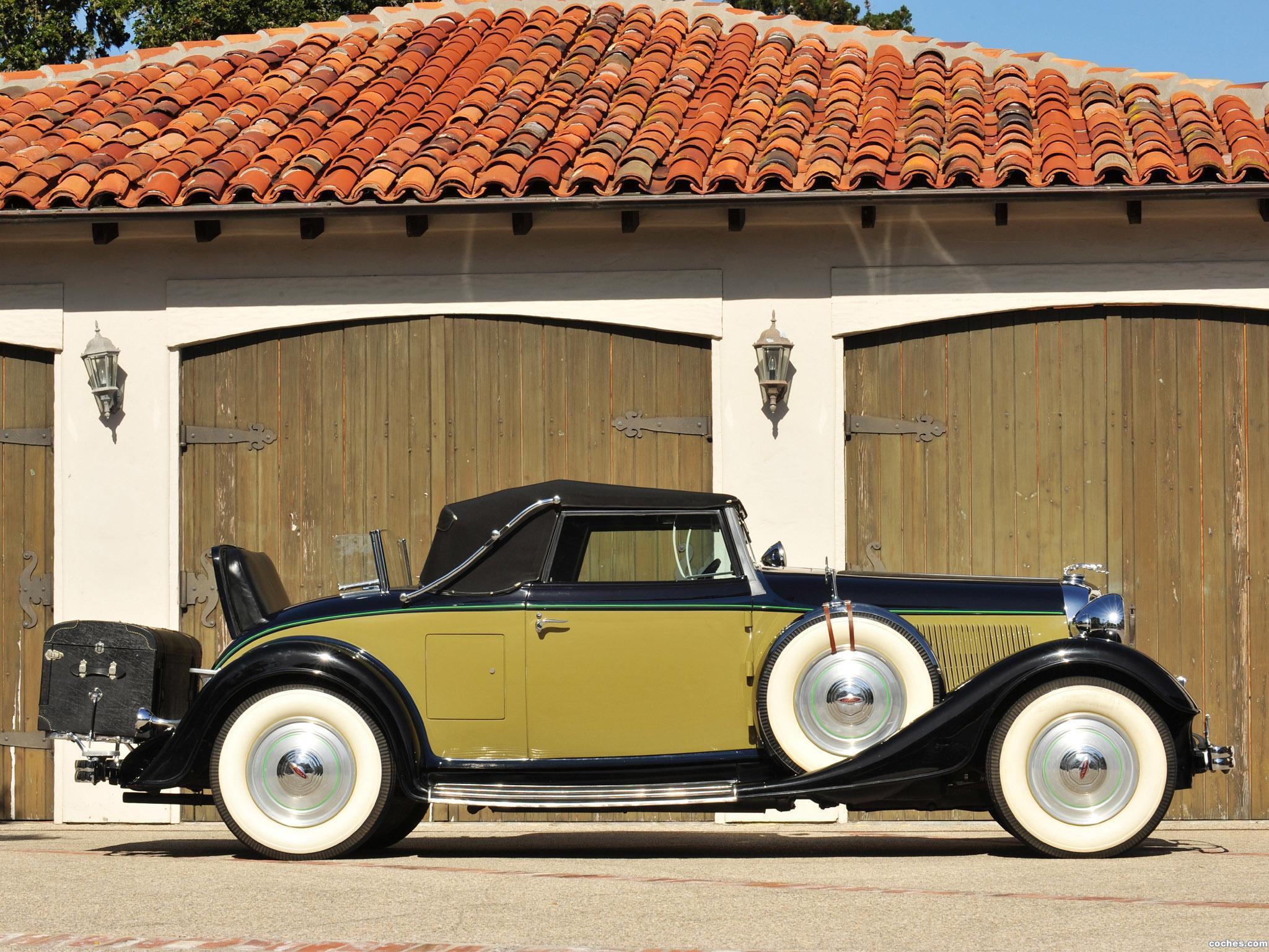 Foto 1 de Lincoln Ka Convertible Roadster by Murray 1933