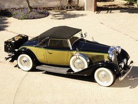 Ver foto 3 de Lincoln Ka Convertible Roadster by Murray 1933