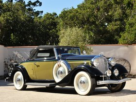 Ver foto 1 de Lincoln Ka Convertible Roadster by Murray 1933