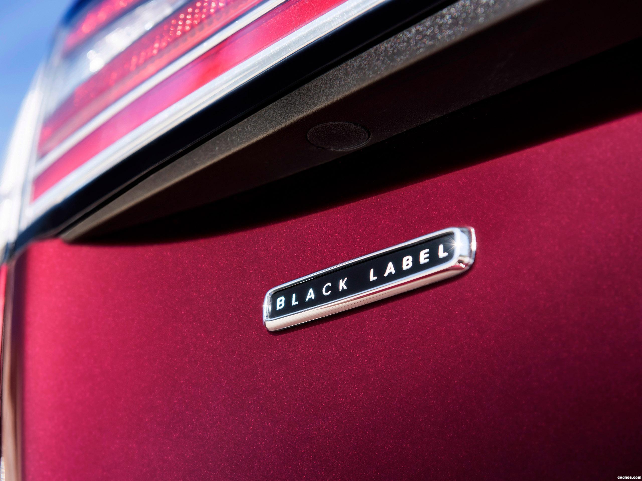 Foto 6 de Lincoln Nautilus Black Label 2018
