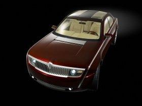 Ver foto 6 de Lincoln Navicross Concept 2003