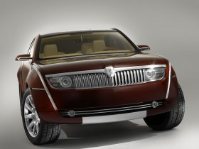 Ver foto 5 de Lincoln Navicross Concept 2003