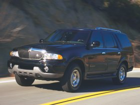 Ver foto 3 de Lincoln Navigator 1998