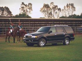 Ver foto 11 de Lincoln Navigator 1998