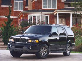 Ver foto 9 de Lincoln Navigator 1998