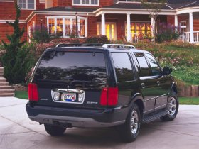 Ver foto 8 de Lincoln Navigator 1998