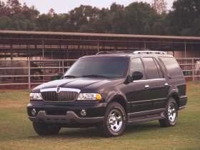 Ver foto 7 de Lincoln Navigator 1998