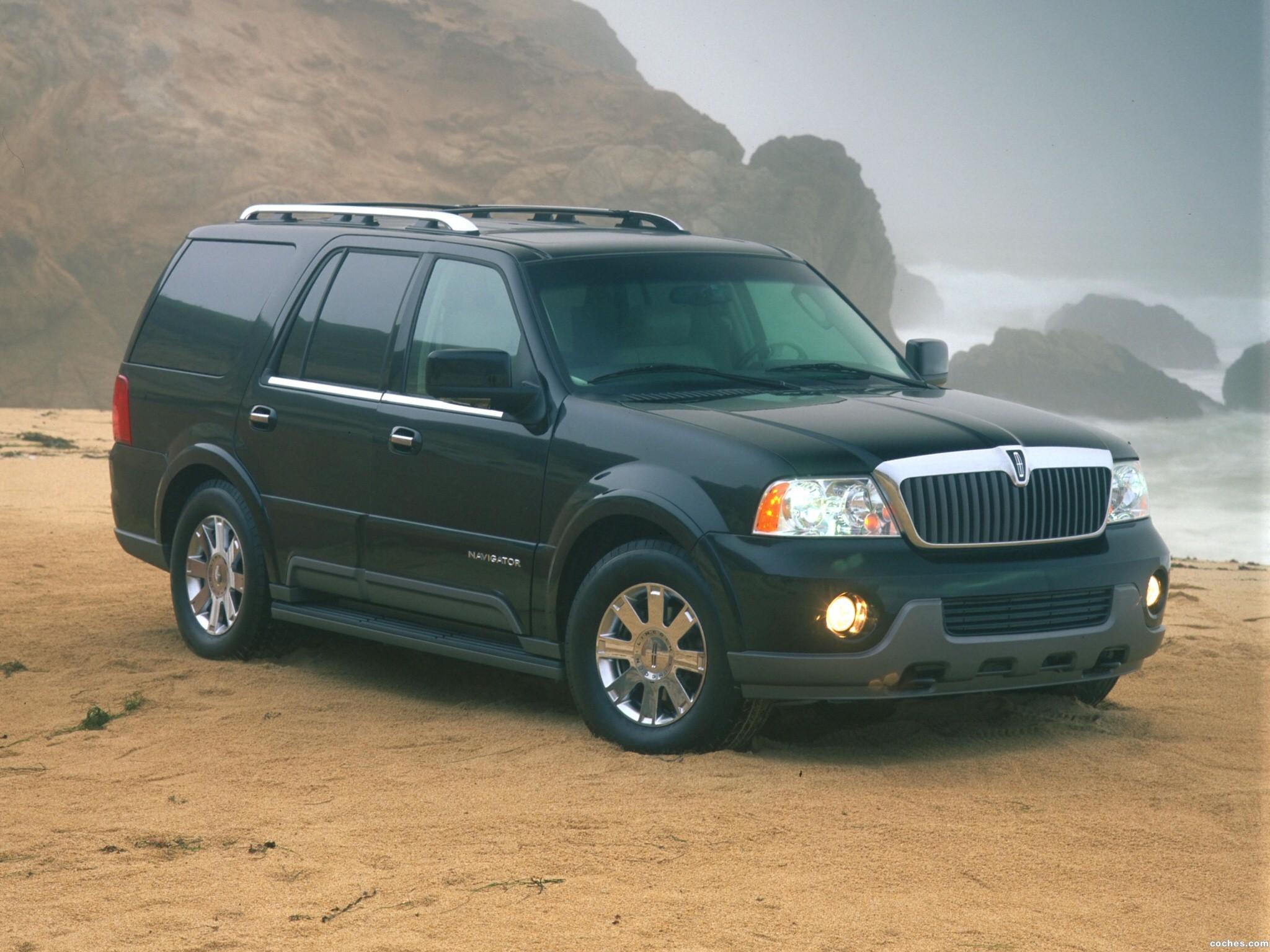 Foto 0 de Lincoln Navigator 2003