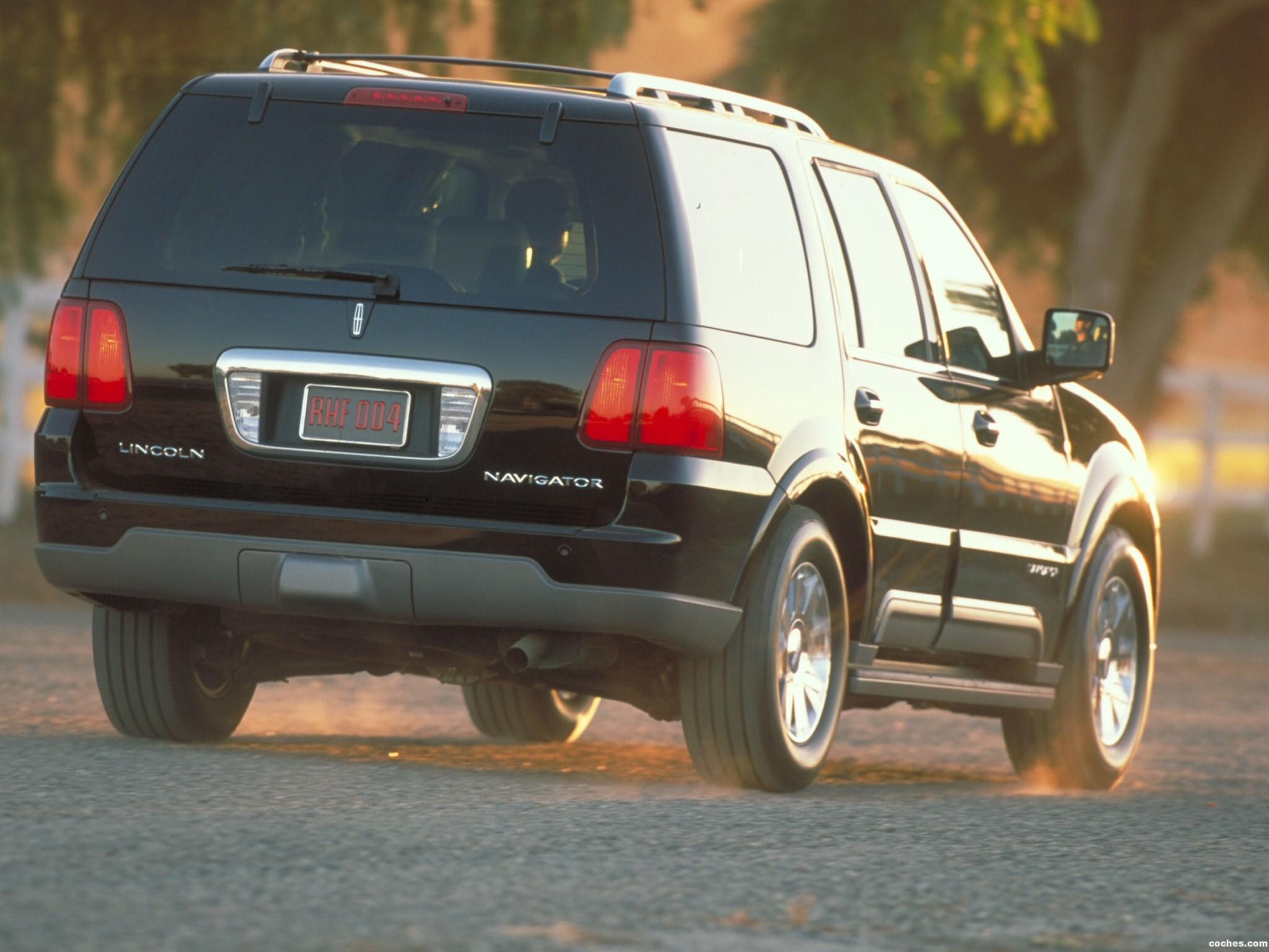 Foto 4 de Lincoln Navigator 2004