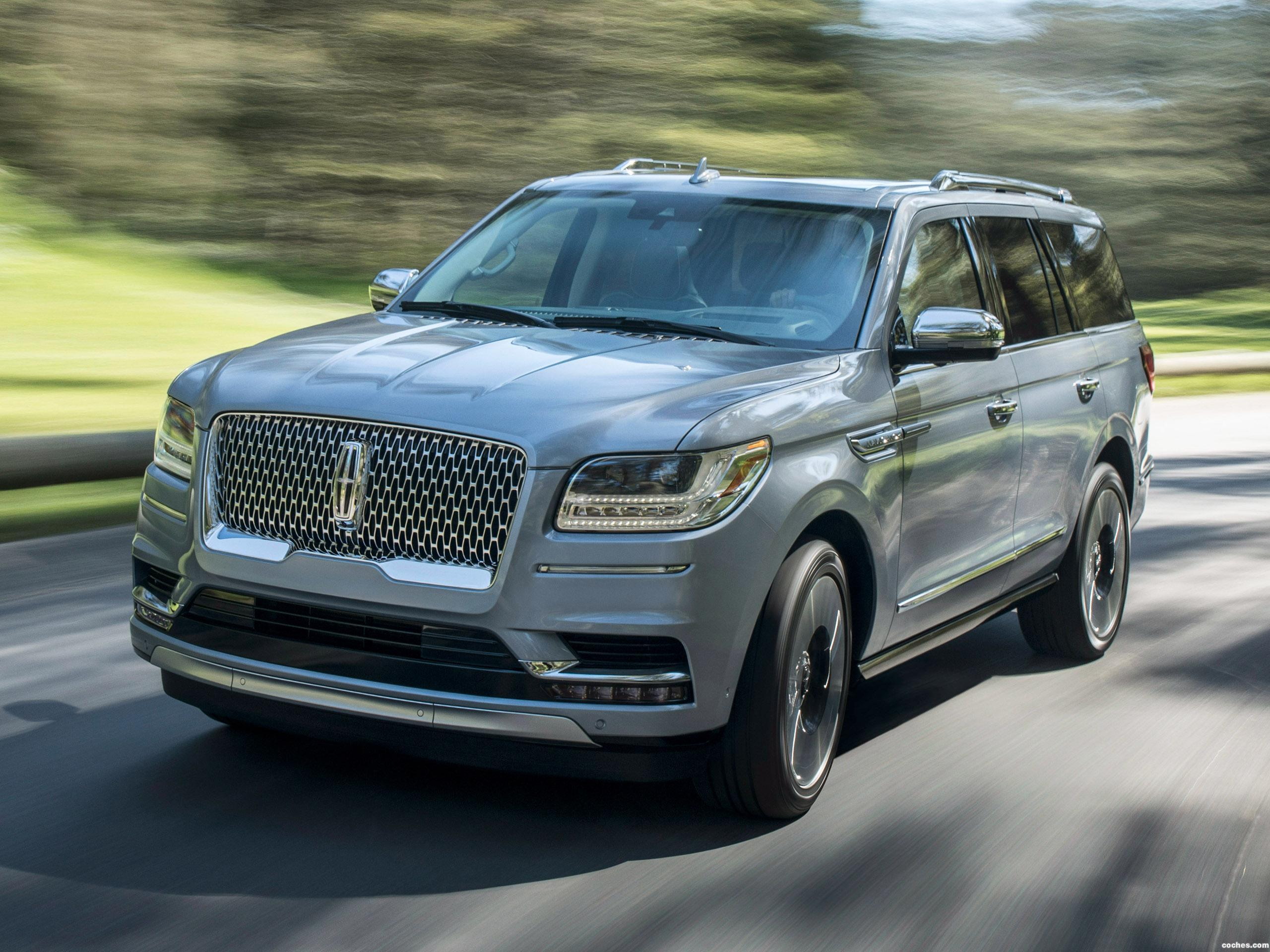 Foto 0 de Lincoln Navigator Black Label  2017