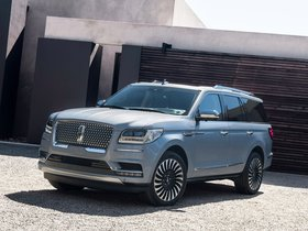 Ver foto 14 de Lincoln Navigator Black Label  2017