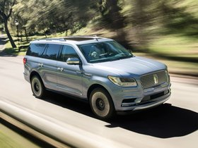 Ver foto 11 de Lincoln Navigator Black Label  2017