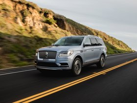 Ver foto 2 de Lincoln Navigator Black Label  2017