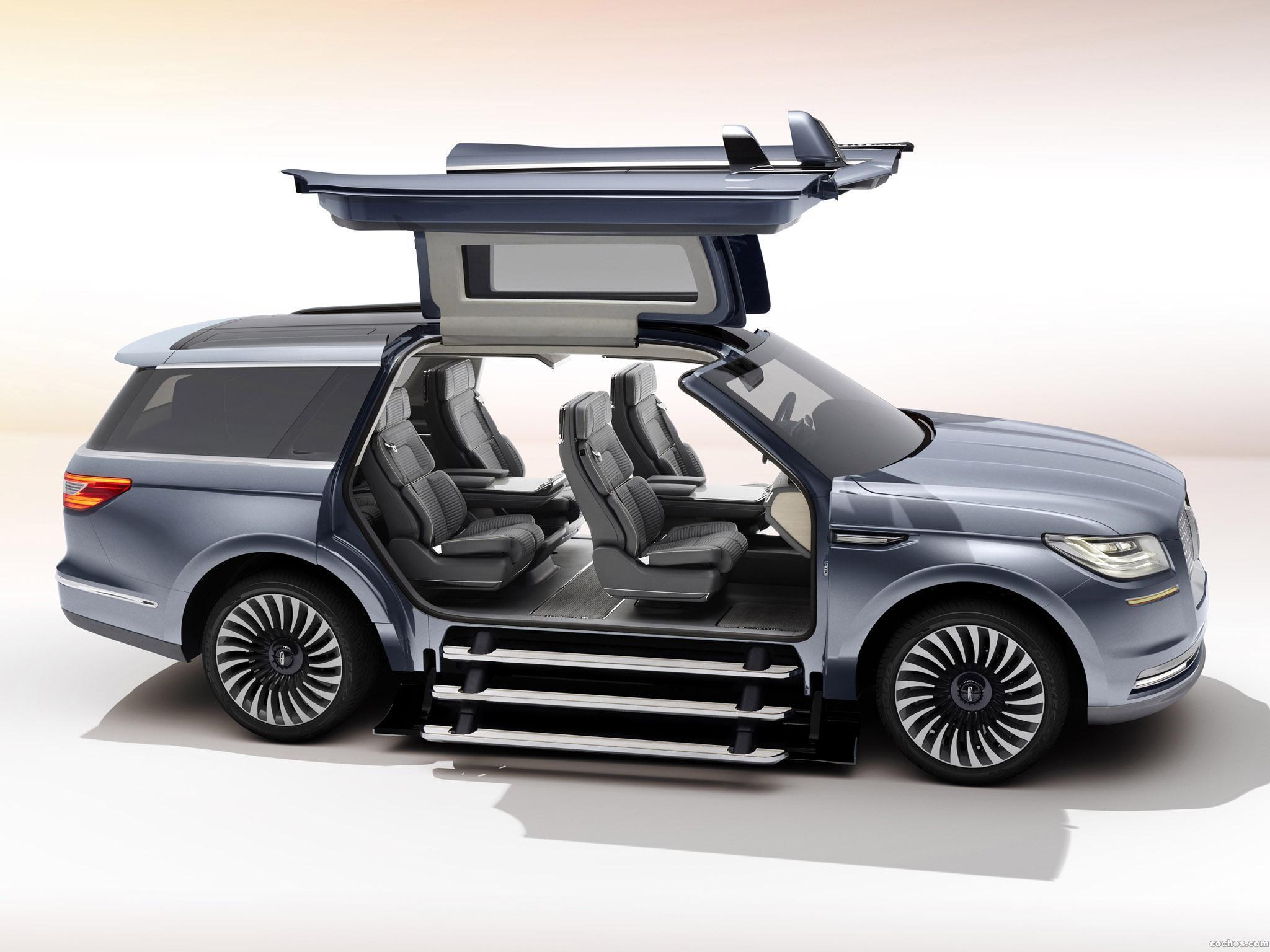 Foto 5 de Lincoln Navigator Concept 2016