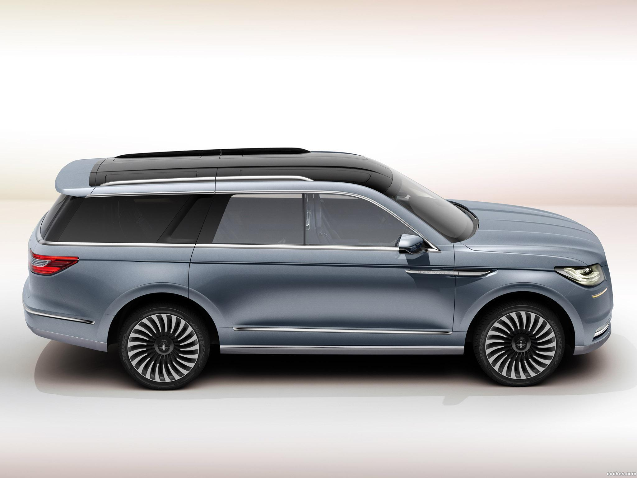Foto 3 de Lincoln Navigator Concept 2016