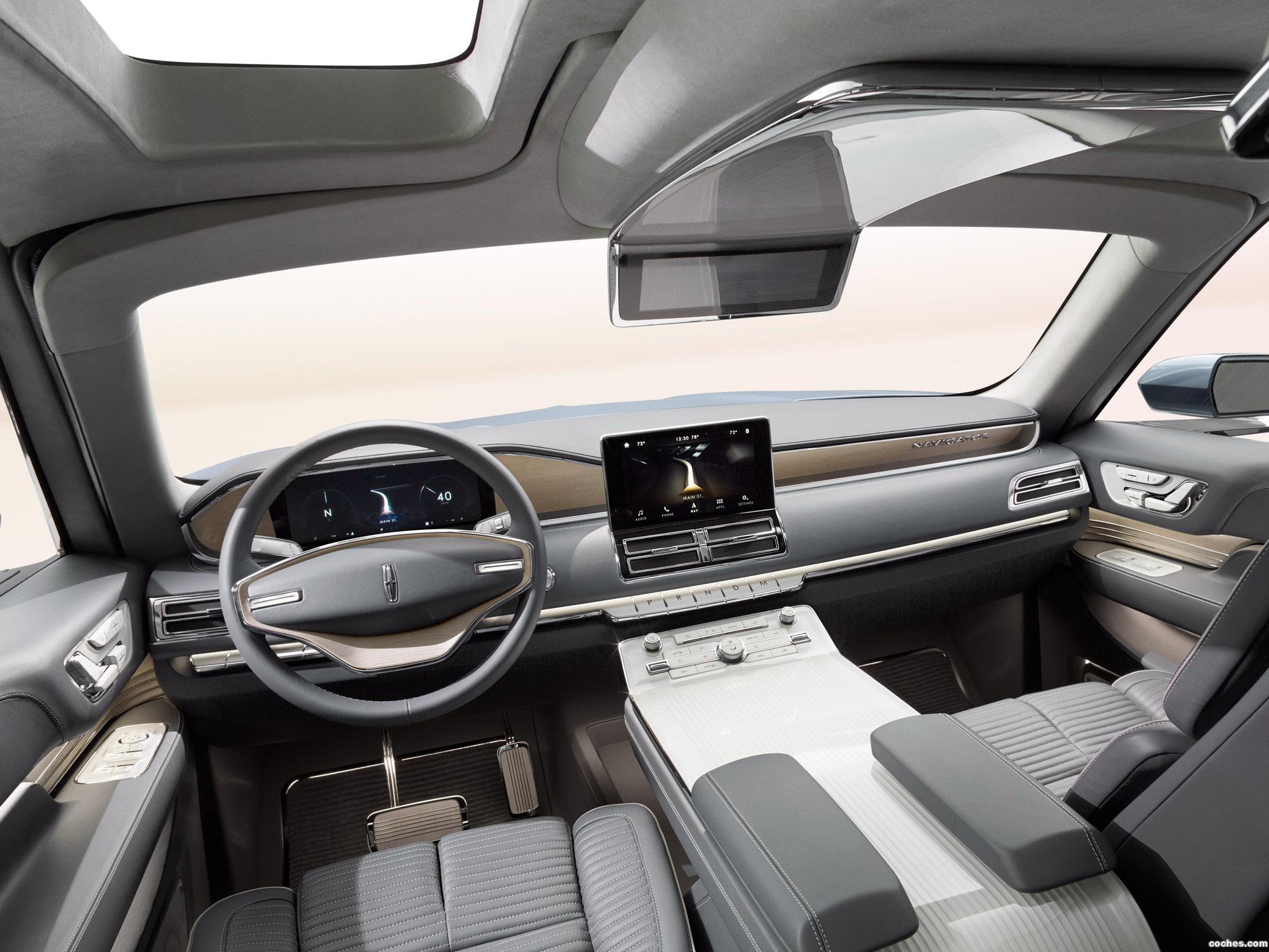 Foto 13 de Lincoln Navigator Concept 2016