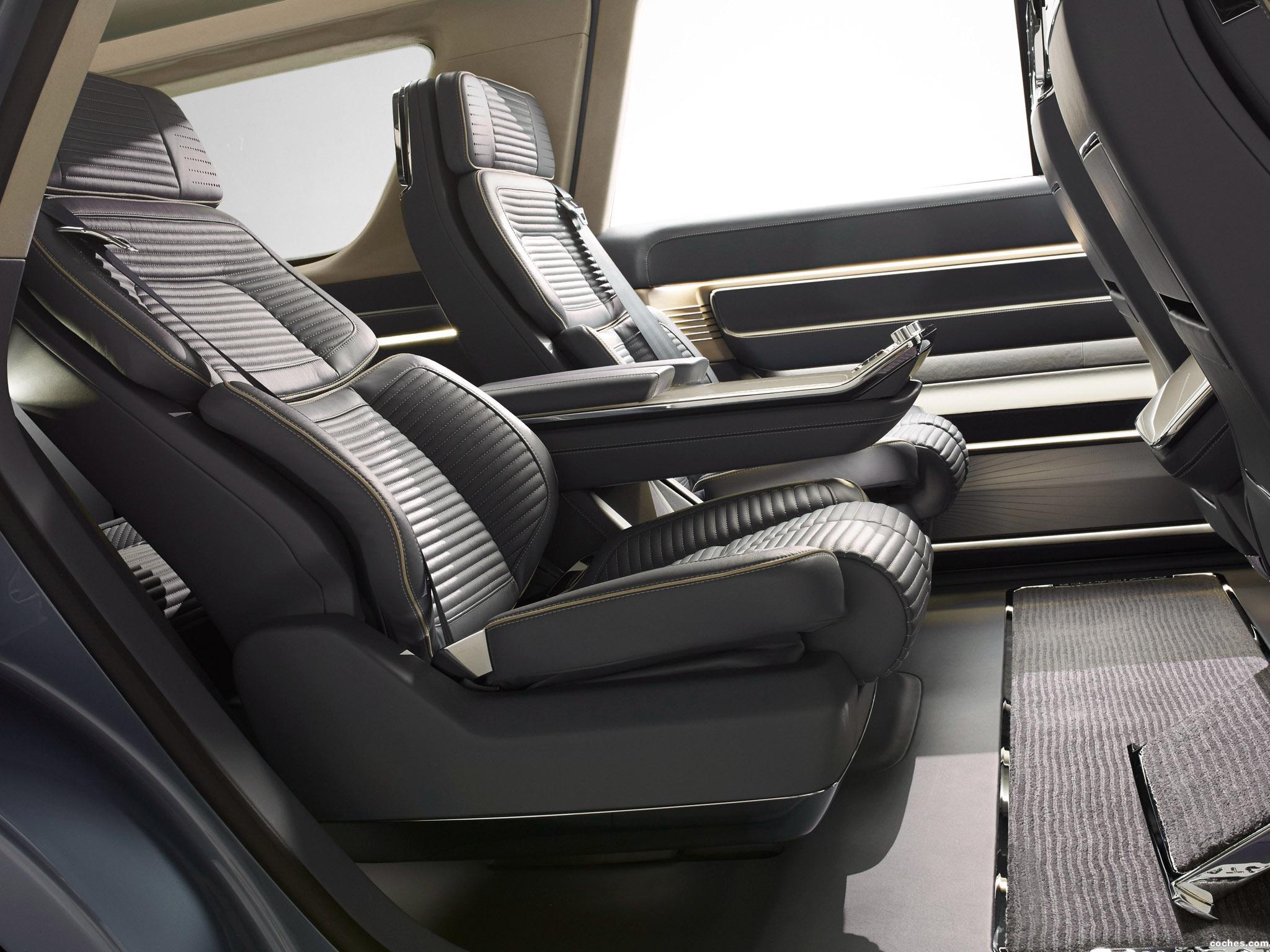Foto 10 de Lincoln Navigator Concept 2016