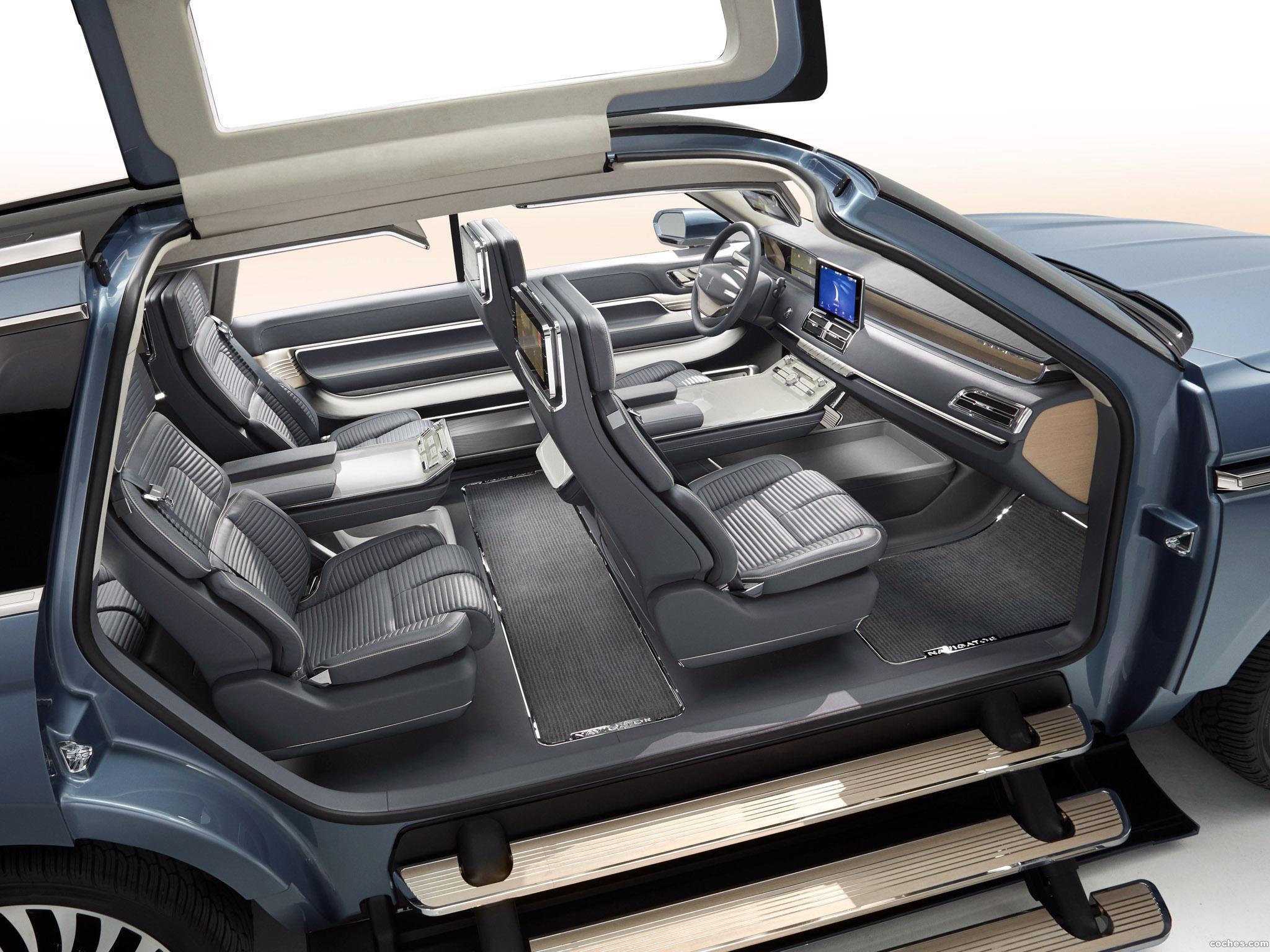 Foto 8 de Lincoln Navigator Concept 2016