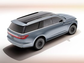 Ver foto 5 de Lincoln Navigator Concept 2016