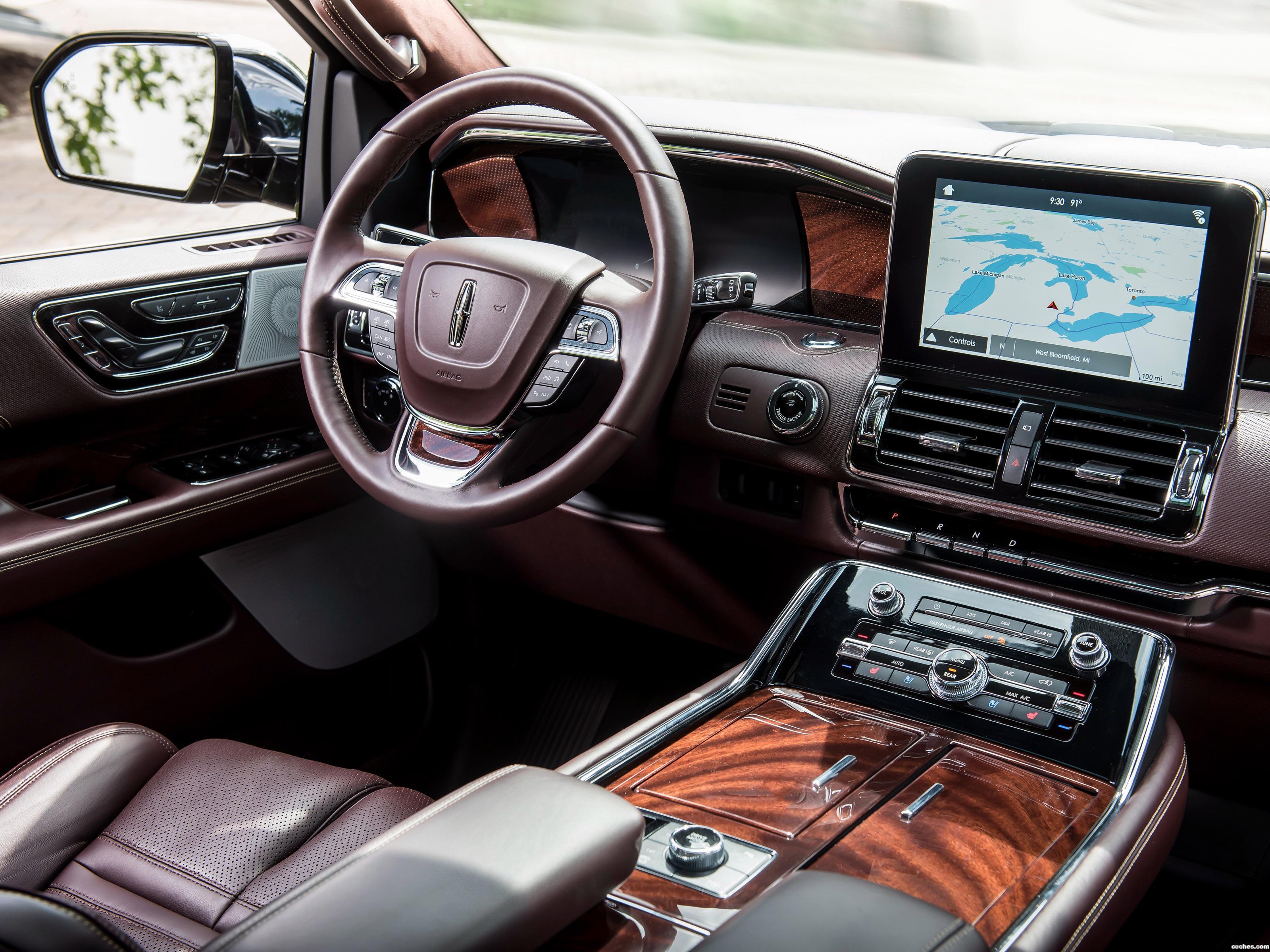 Foto 18 de Lincoln Navigator L Black Label 2017