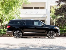 Ver foto 9 de Lincoln Navigator L Black Label 2017