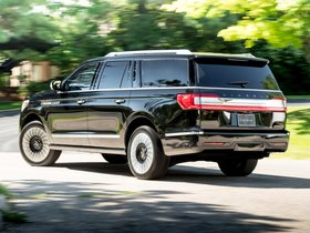 Ver foto 4 de Lincoln Navigator L Black Label 2017