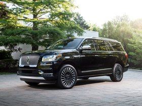 Ver foto 2 de Lincoln Navigator L Black Label 2017