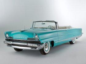 Ver foto 5 de Lincoln Premiere Convertible 1956