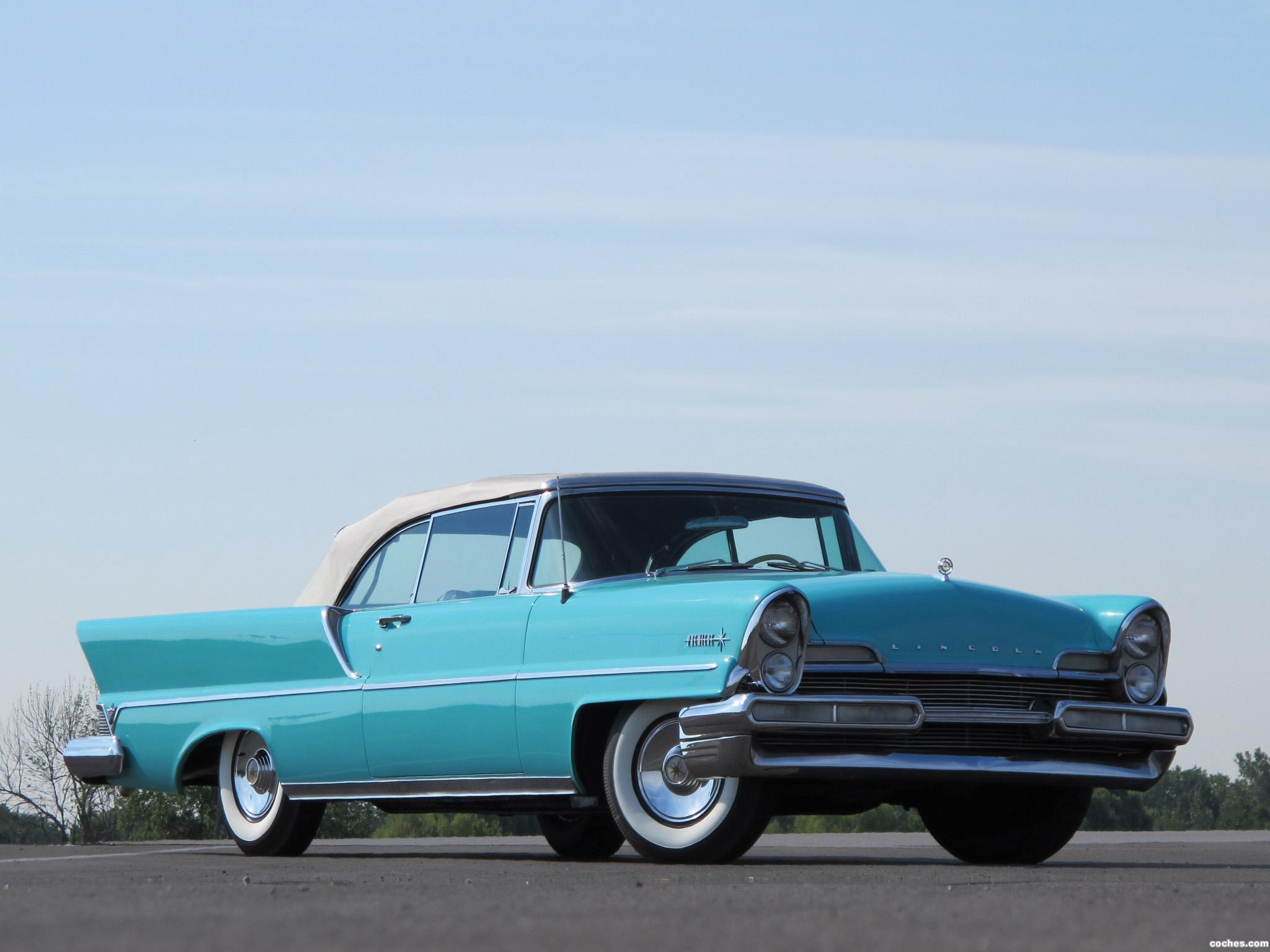 Foto 0 de Lincoln Premiere Convertible 76B 1957