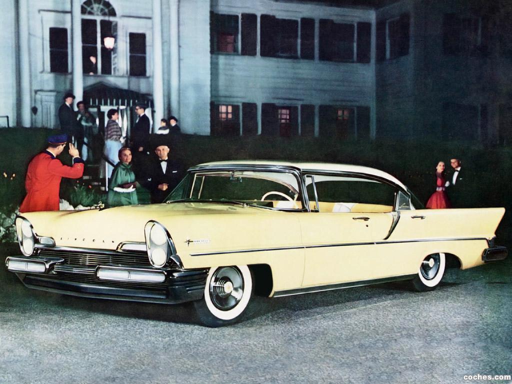 Foto 0 de Lincoln Premiere Landau 4 puertas Hardtop 57B 1957