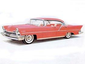 Ver foto 3 de Lincoln Premiere Landau 4 puertas Hardtop 57B 1957