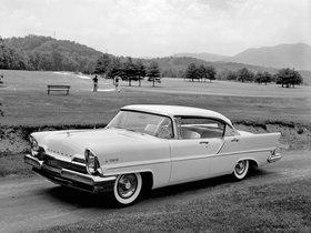 Ver foto 2 de Lincoln Premiere Landau 4 puertas Hardtop 57B 1957