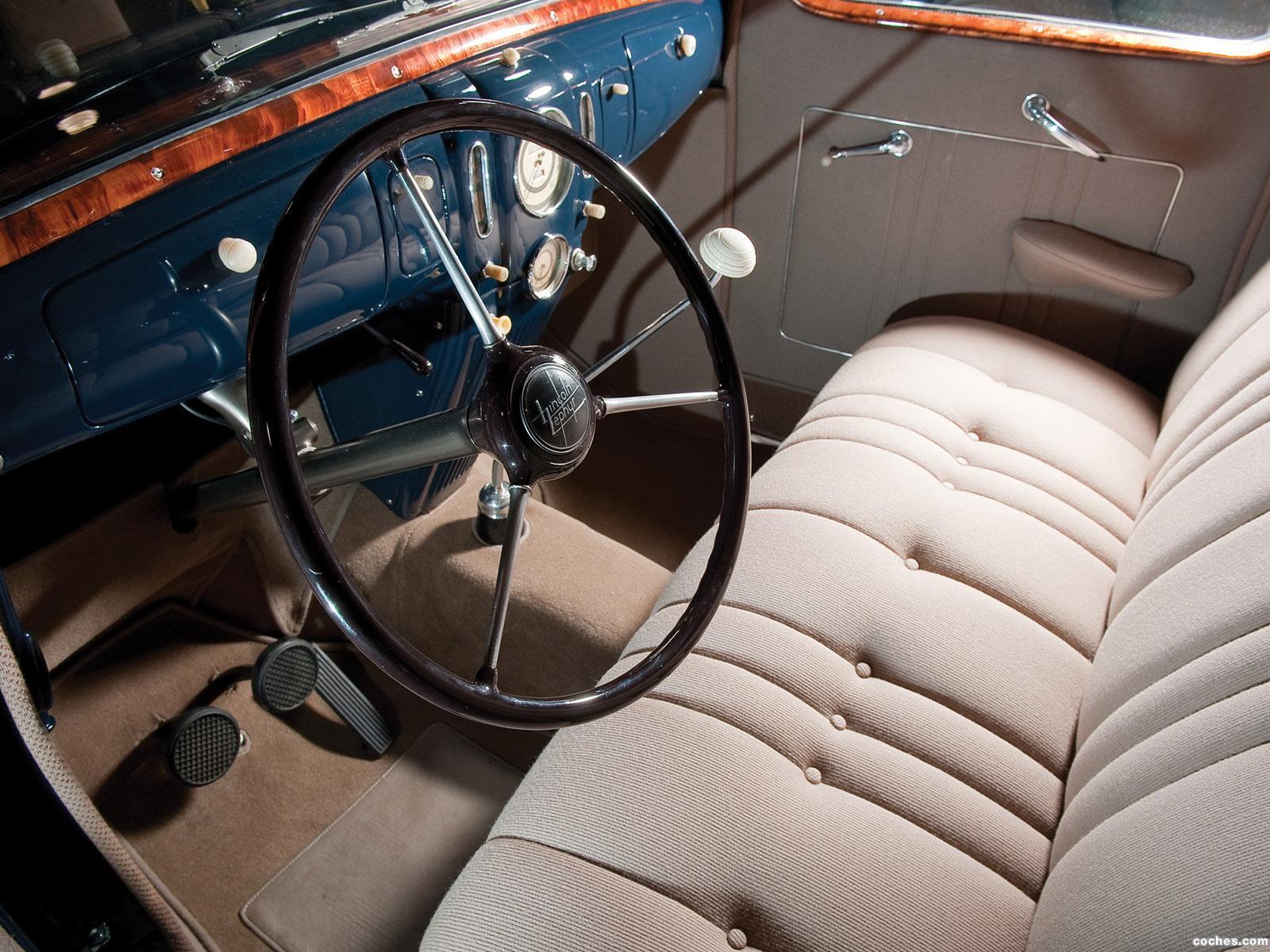 Foto 5 de Lincoln Zephyr Sedan 1936