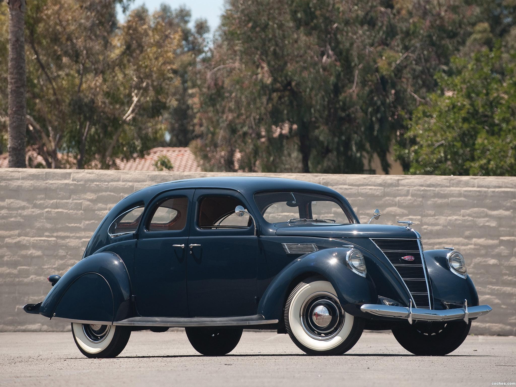 Foto 2 de Lincoln Zephyr Sedan 1936