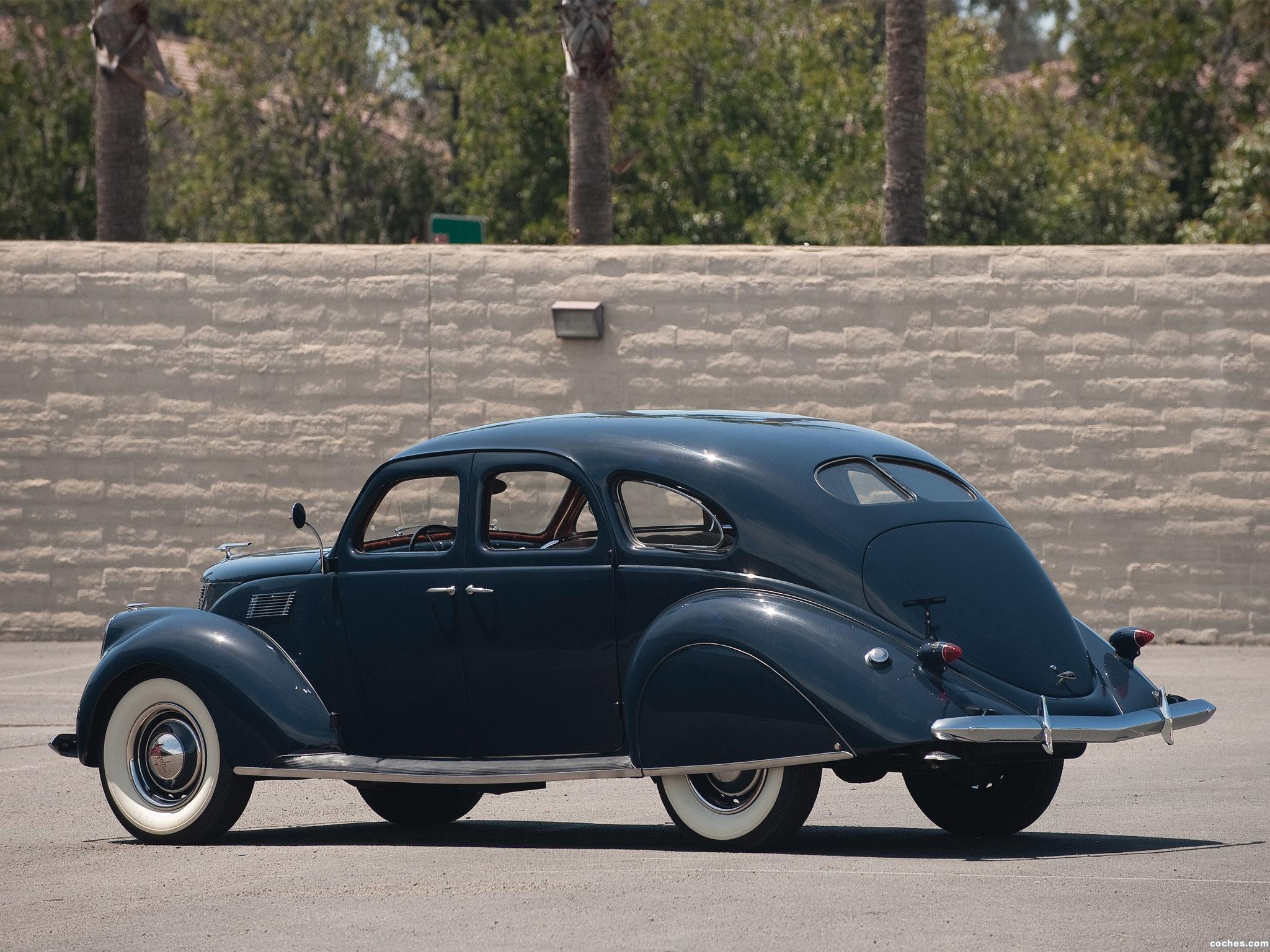 Foto 1 de Lincoln Zephyr Sedan 1936
