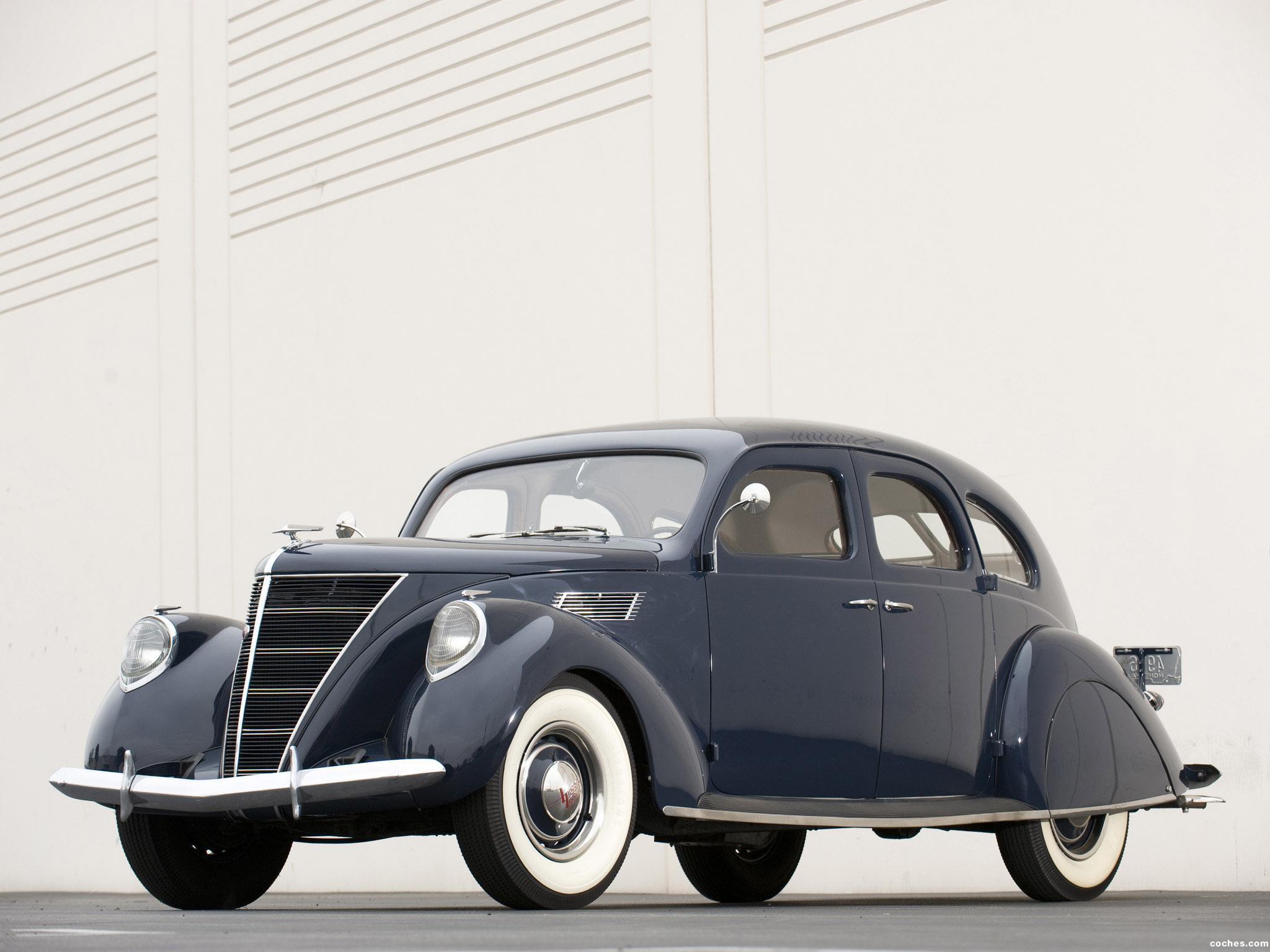 Foto 0 de Lincoln Zephyr Sedan 1936