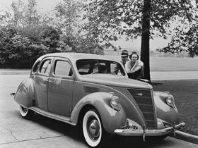 Ver foto 4 de Lincoln Zephyr Sedan 1936