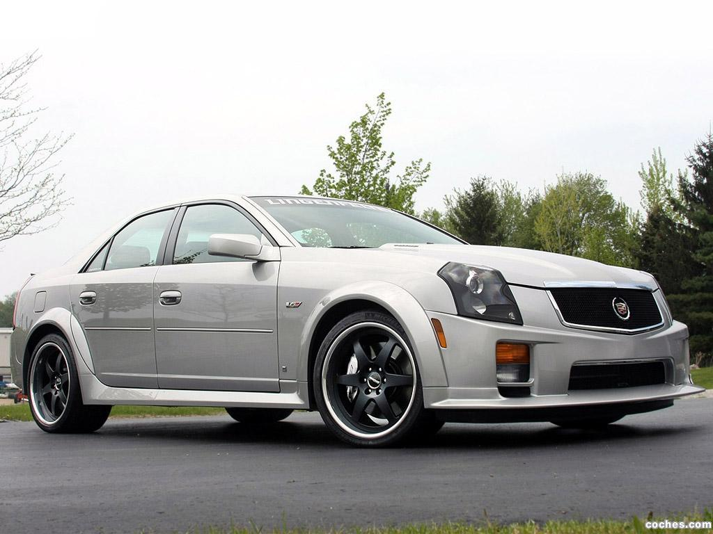 Foto 1 de Lingenfelter Cadillac CTS-V 2004