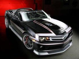 Ver foto 1 de Chevrolet Lingenfelter Camaro Convertible Signature Series 2 2012