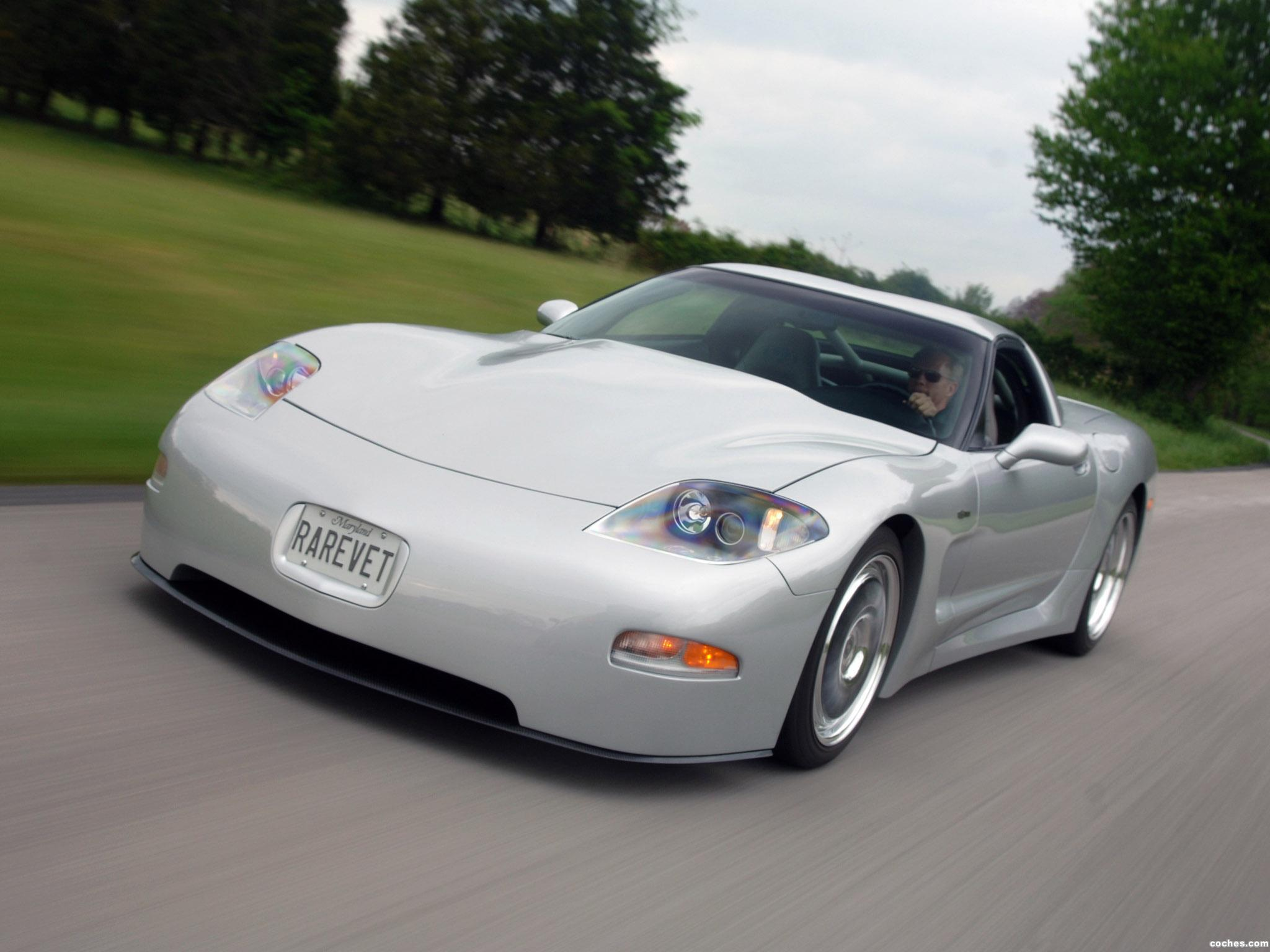 Foto 0 de Lingenfelter Chevrolet Corvette C5 427 Twin Turbo Wide Body 1999