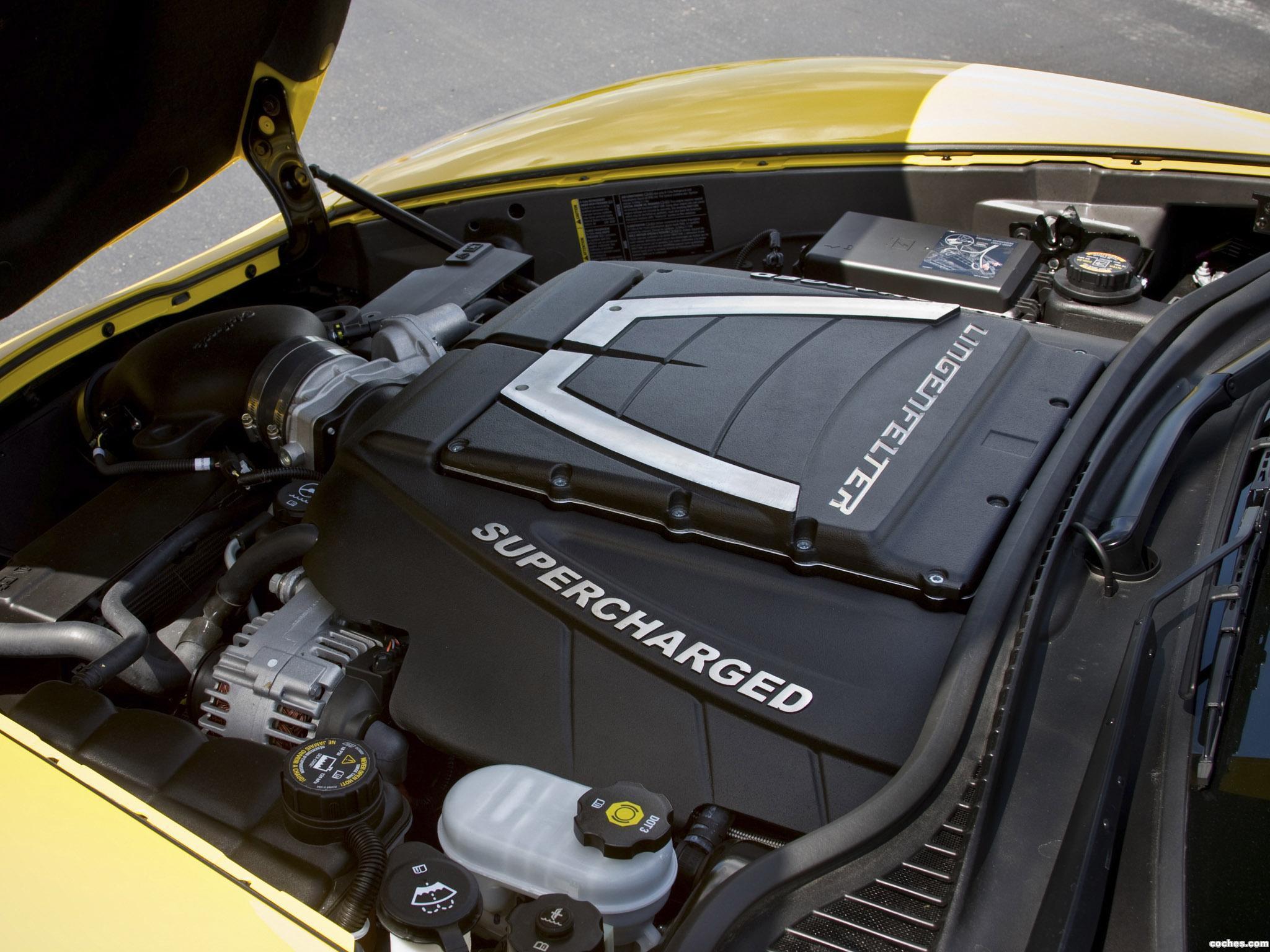 Foto 5 de Lingenfelter Chevrolet Corvette C6 670 cv Supercharged LS3 2008
